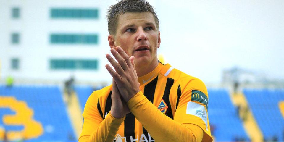 Аршавин стал лучшим диспетчером «Кайрата» в сезоне-2018