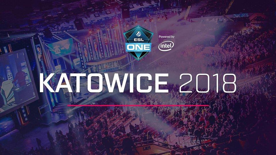 DOTA 2: Начался турнир ESL One Katowice 2018