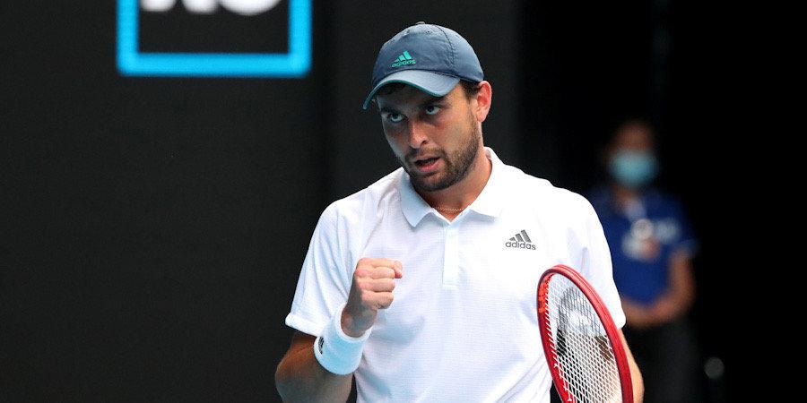 Аслан Карацев — о победе на турнире в Дубае: «Все мои труды не пошли насмарку»