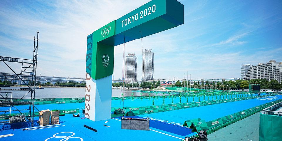 Организаторы Игр в Токио не намерены отменять старты из-за приближающегося тайфуна