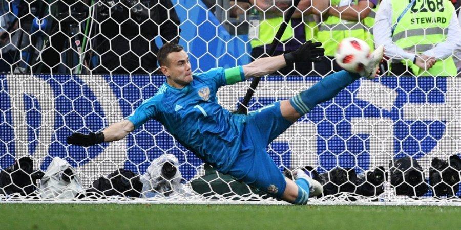 Игорь Акинфеев — о ЧМ-2018: «Все говорили, что в воротах клоун, другой по мячу не попадает, те месяц не ели»