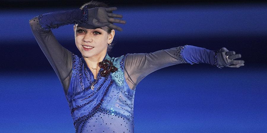 Она — спорт в чистом виде. В чем сила лучшей фигуристки России Александры Трусовой