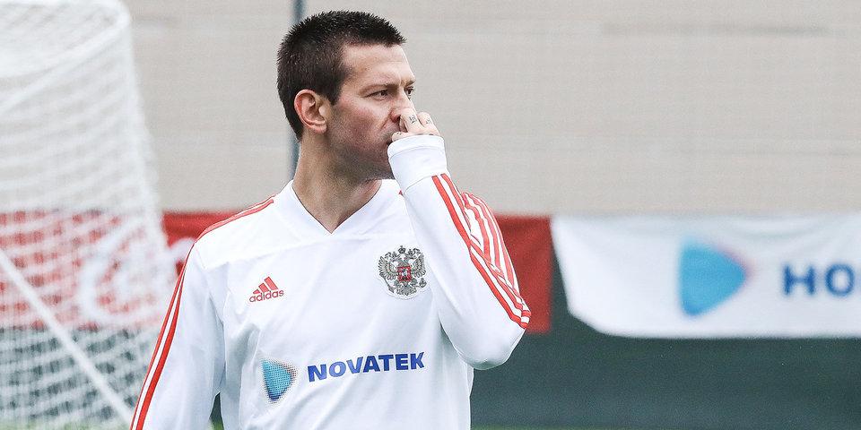 Смолов вернулся к тренировкам в общей группе