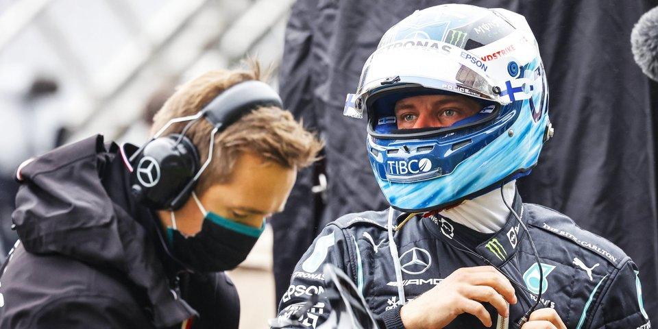 Ферстаппен обошел Хэмилтона в общем зачете, Боттас одержал победу впервые после Сочи-2020. Лучшие моменты Гран-при Турции