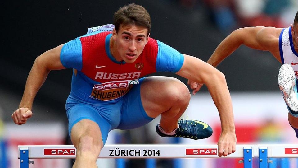 Шубенков взял серебро на этапе «Бриллиантовой лиги» в Стокгольме, уступив победителю 0,01 секунды