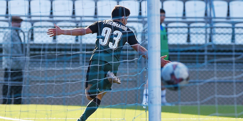 «Зенит» пропустил 4 мяча в Краснодаре