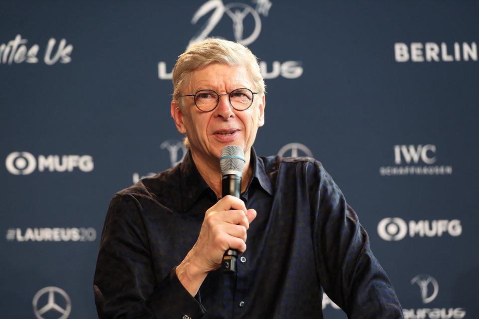 Арсен Венгер: «Роналду должен был перейти в «Арсенал» в свое время»
