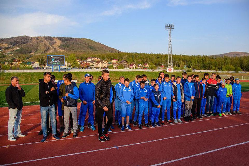 «Сахалин» стал последним участником 1/32 финала Кубка России