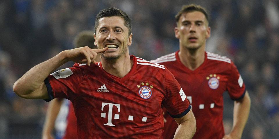 «Бавария» обыграла АЕК и возглавила группу E