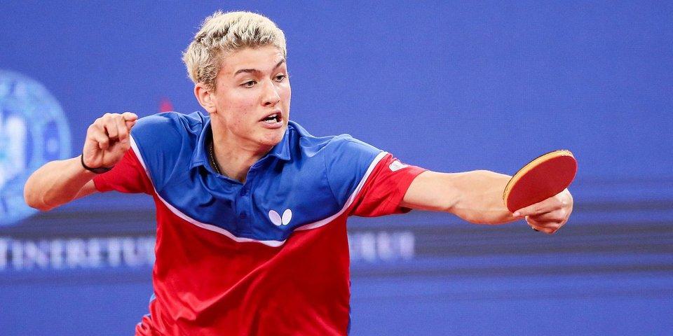 Сборная России завоевала серебро командного чемпионата Европы по настольному теннису