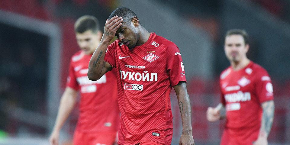 Фернандо: «Верю, что «Спартак» может стать чемпионом России»