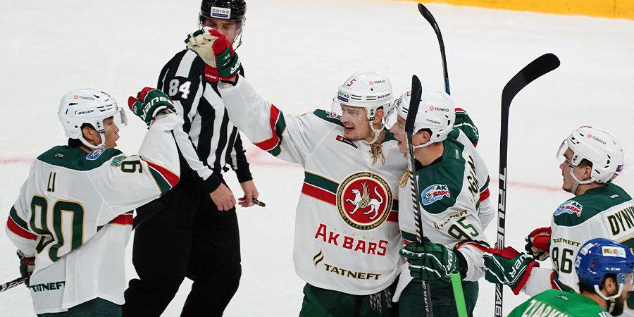 Мансур Усманов — о вынесенном матче: «Ак Барс» и «Салават Юлаев» постараются оправдать доверие КХЛ»