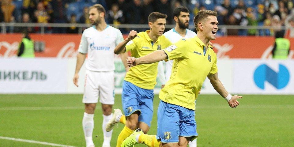СМИ: Форвард «Ростова» может перейти в чемпионат Швеции