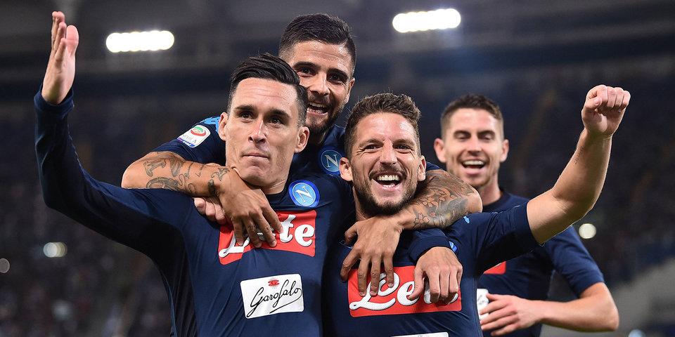 «Наполи» одержал вторую победу в пяти матчах Лиги чемпионов и продолжает лидировать в группе С