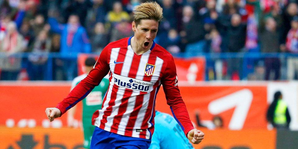 Торрес продлил контракт с «Атлетико»