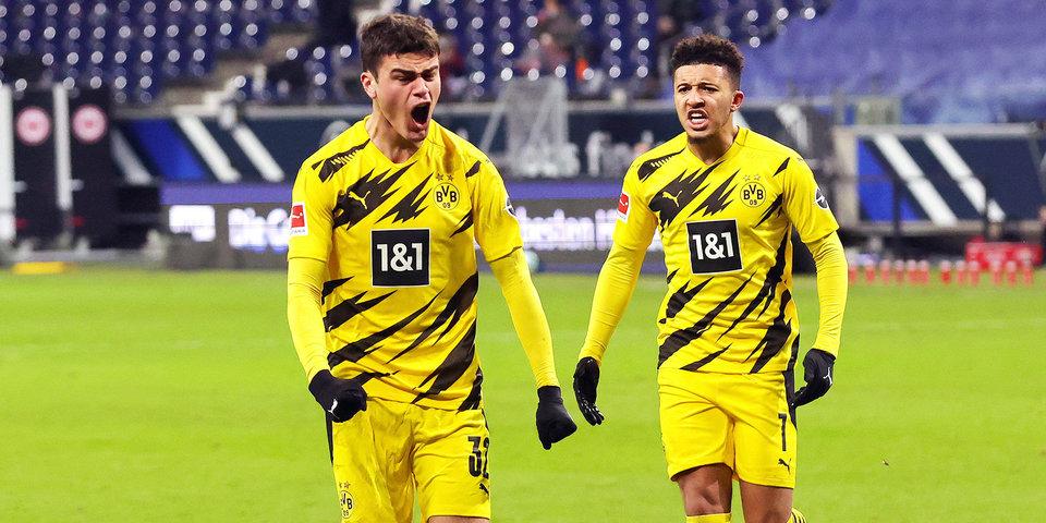 Дортмундская «Боруссия» разгромила «Хольштайн» и стала вторым финалистом Кубка Германии
