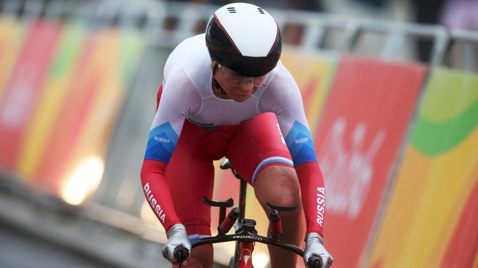 Забелинская выступит на «Джиро д'Италия» с травмой