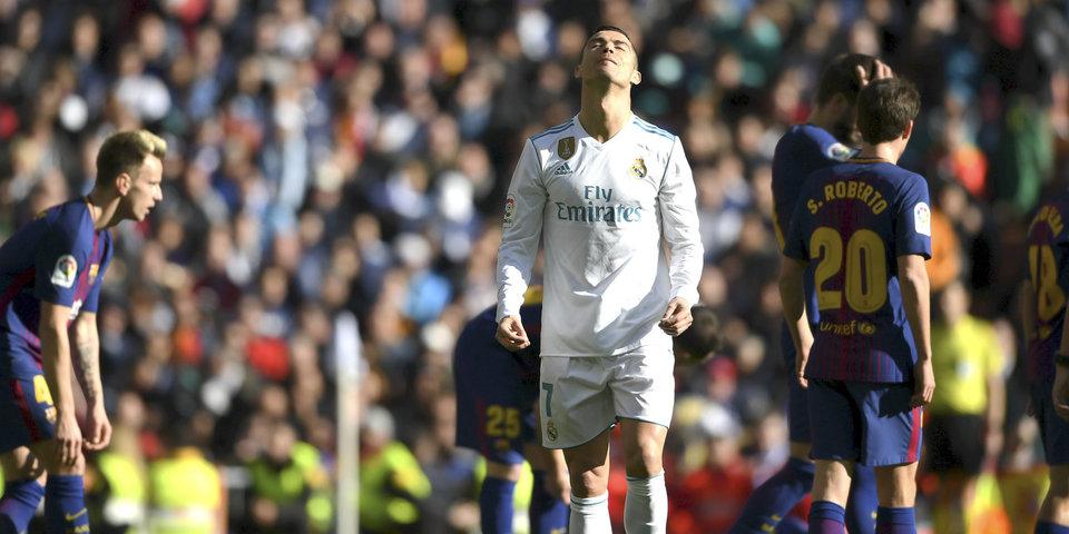 Три человека, благодаря которым «Реал» проиграл класико. И чемпионат