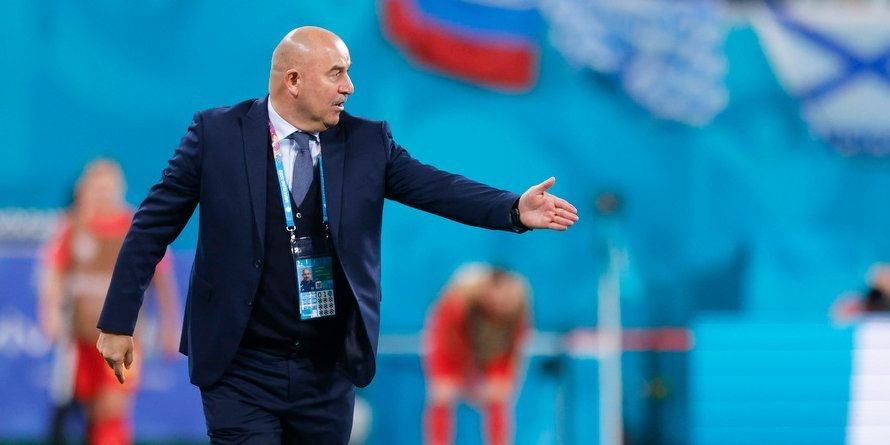Станислав Черчесов: «Игра с Данией без болельщиков — это не проблема, а просто ситуация. Мы знаем, как справиться»