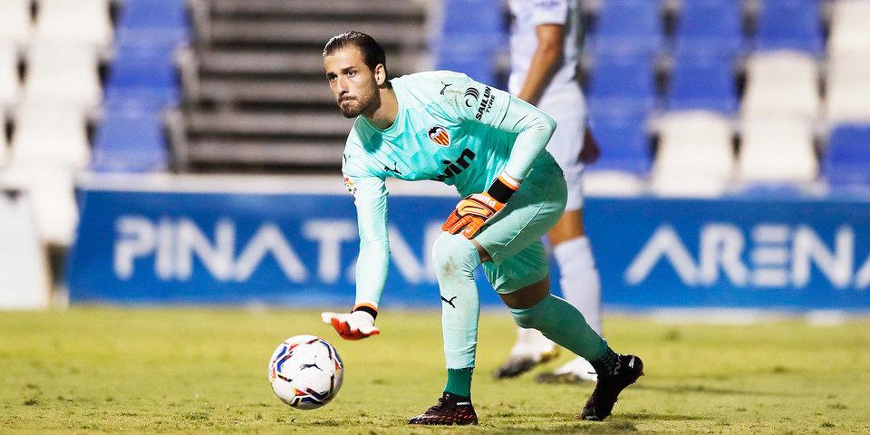 «Валенсия» без Черышева не смогла обыграть новичка Примеры
