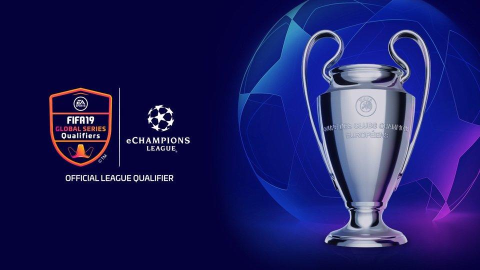 EA Sports и УЕФА запускают киберспортивную Лигу чемпионов
