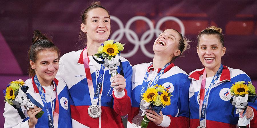 Российские спортсмены завоевали пять наград по итогам соревновательного дня на Олимпиаде