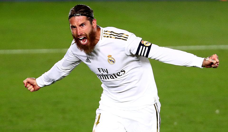 Источник: «Реал» предлагает Рамосу новый контракт по схеме «1+1»