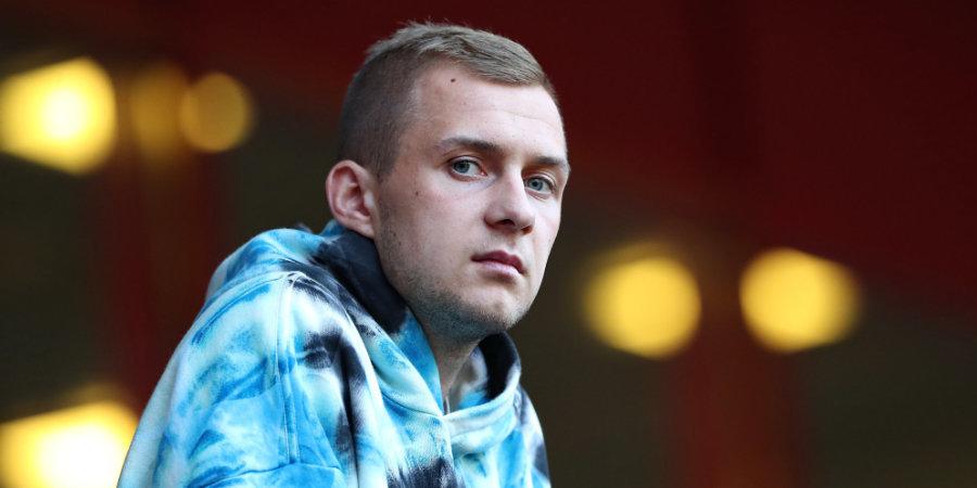 Дмитрий Баринов в эфире «Матч ТВ»: «Восстановление проходит отлично, тренируюсь на базе «Локомотива»
