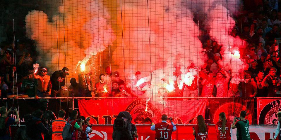 «Спартак» обратился к болельщикам перед матчем с «Зенитом»