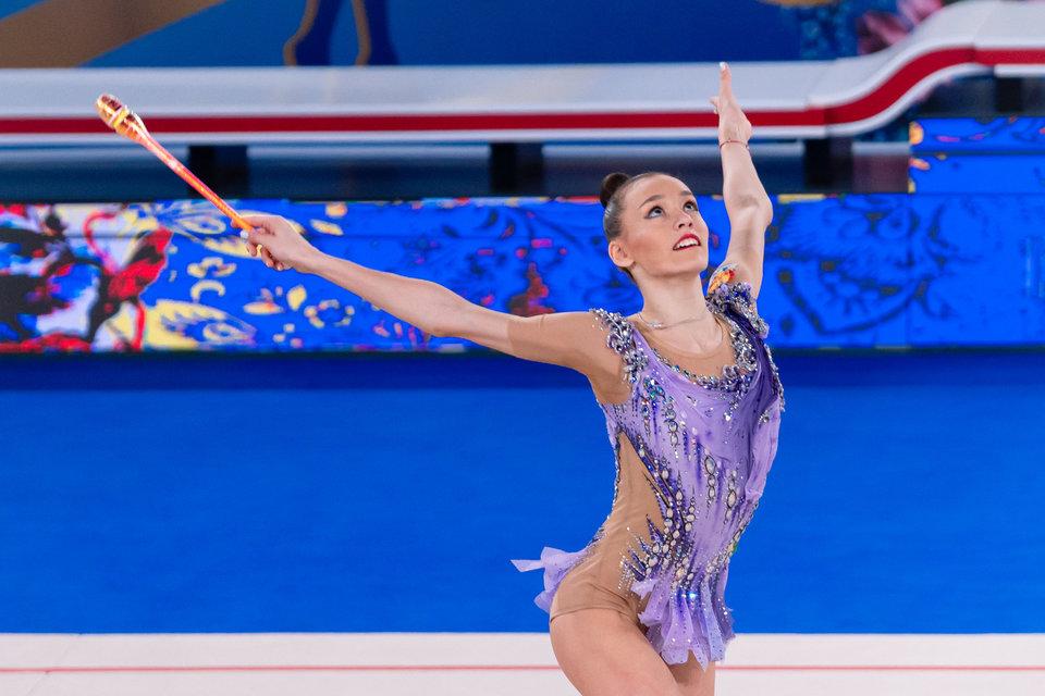 Гибкость, грация, красота и убойные олимпийские программы. Лучшие гимнастки России в фотогалерее «Матч ТВ»