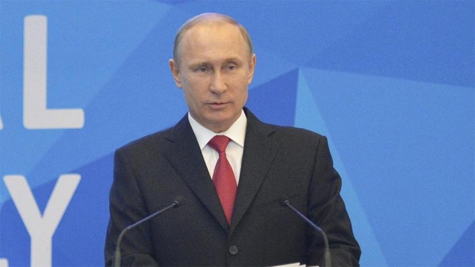 Владимир Путин назвал фаворитов чемпионата мира в России