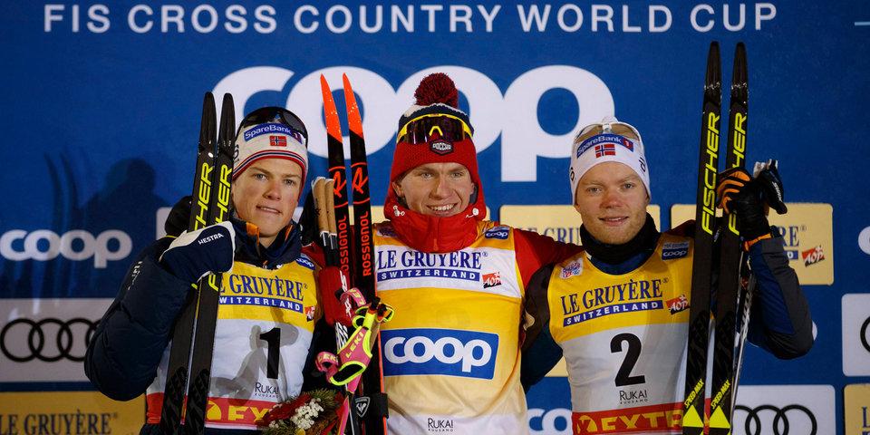 Елена Вяльбе: «Российские лыжники готовы бороться за общий зачет Кубка мира»