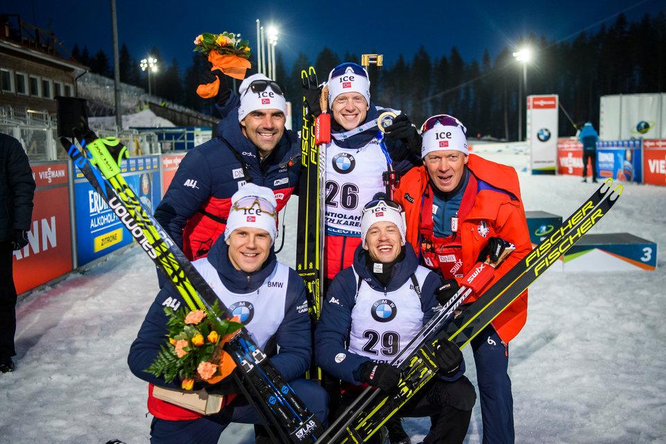 Зигфрид Мазе: «Ни один спортсмен в сборной Норвегии не использует терапевтические исключения. Васильев лжет»