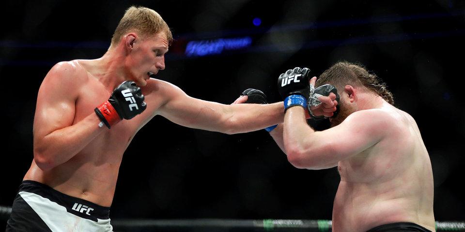 Александр Волков: «Мне не нравится драться пять раундов»