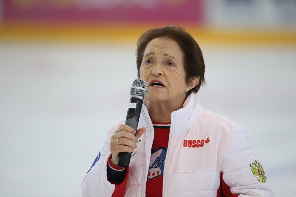 Тамара Москвина: «После 2022 года хотела бы заняться другой деятельностью»