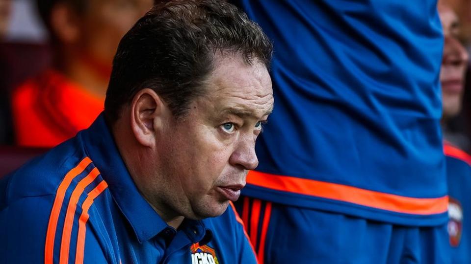 ЦСКА разгромил «Урал» и вернулся в тройку