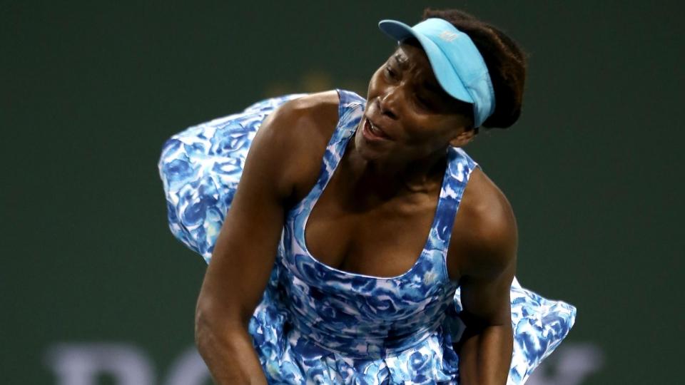 Уильямс не смогла попасть в финал US Open