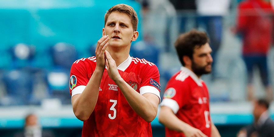 WhoScored признал Дивеева лучшим игроком матча Россия — Хорватия