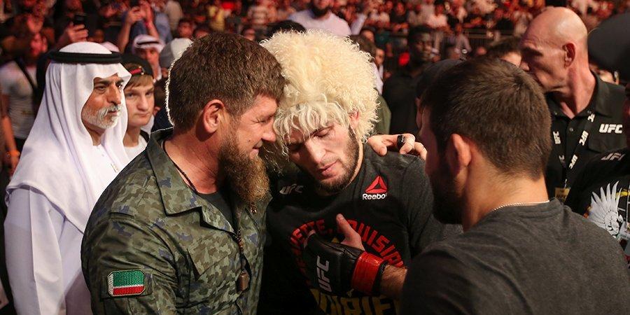 Рамзан Кадыров предложил Хабибу бой в «Ахмате» и назвал проектом UFC. Какие у них отношения? И еще 5 вопросов
