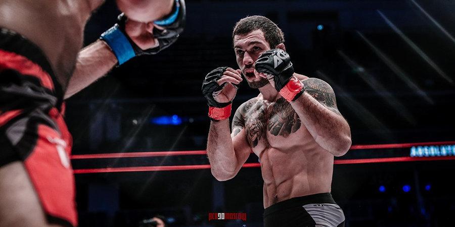 Эдуард Вартанян: «Хочу подраться с Хамзатом Чимаевым… и с любым бойцом в UFC»