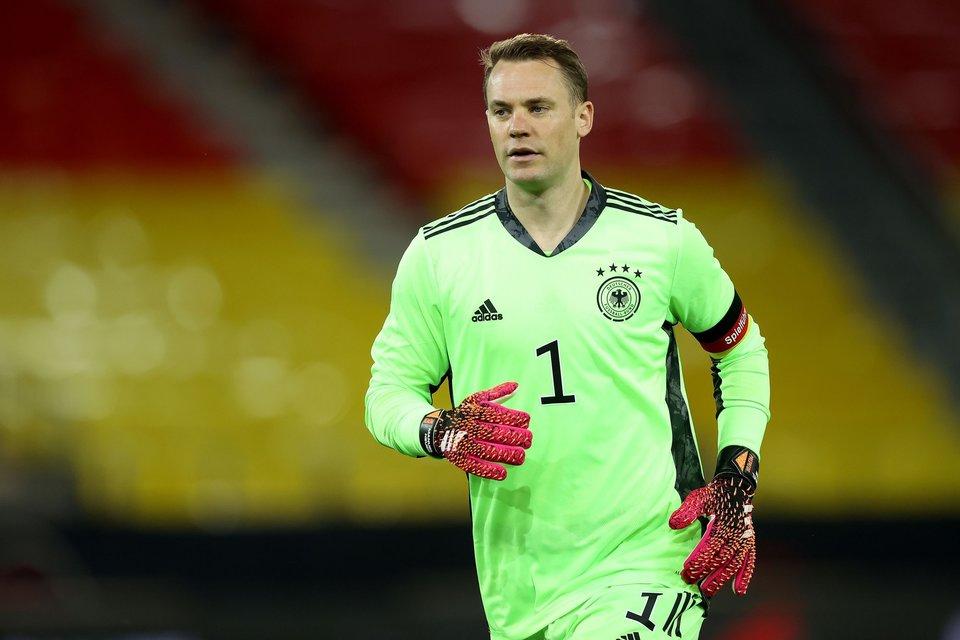Вратарь «Баварии» Нойер получил травму