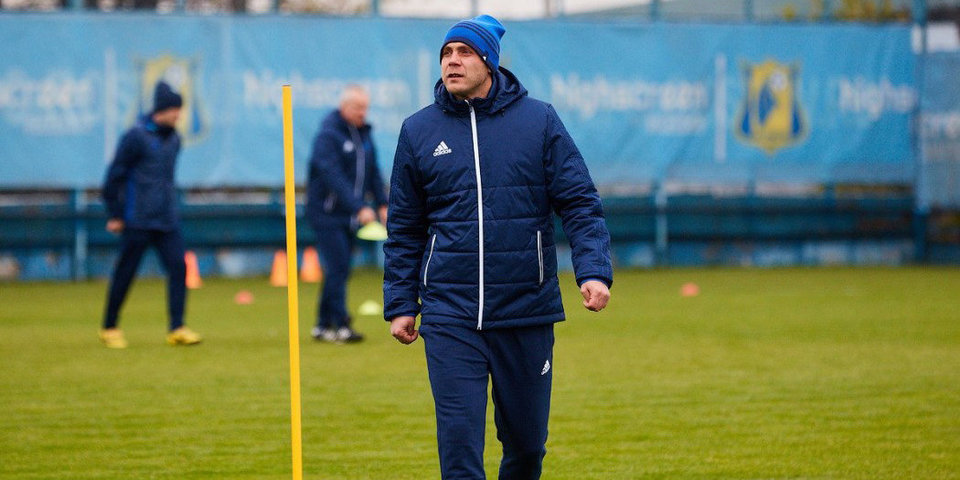 Помощник главного тренера «Ростова» Роман Адамов получил перелом лицевой кости
