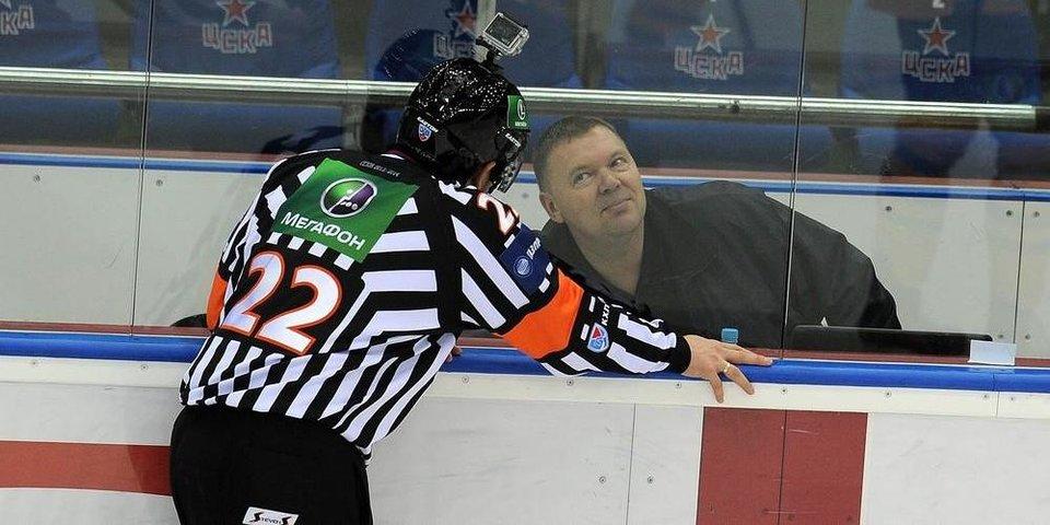 Как устроена работа хоккейного диктора?
