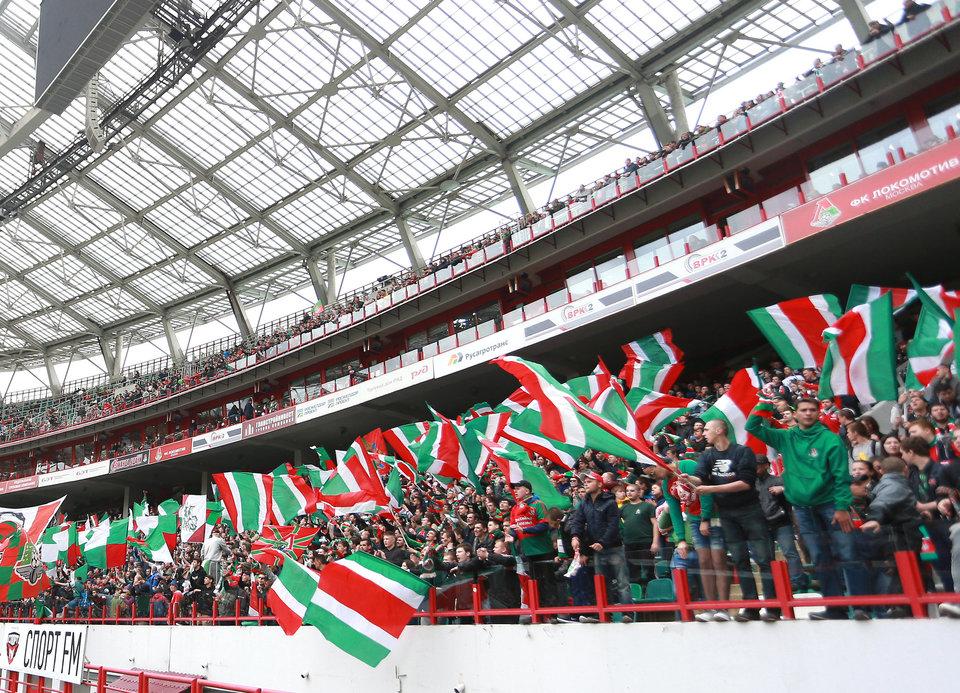 Работы на стадионе «Локомотив» будут завершены к началу августа