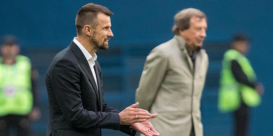 Сергей Семак: «Паредес не был готов к игре по многим причинам»