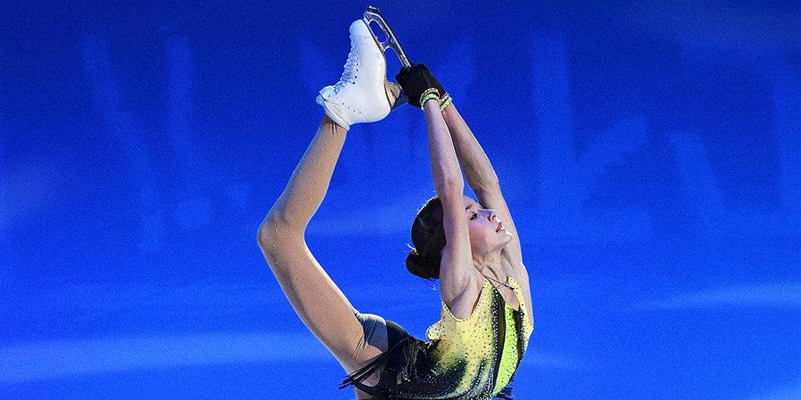 Оксана Баюл: «Спортсмены делают элементы один за другим, даже нет времени сделать вдох»