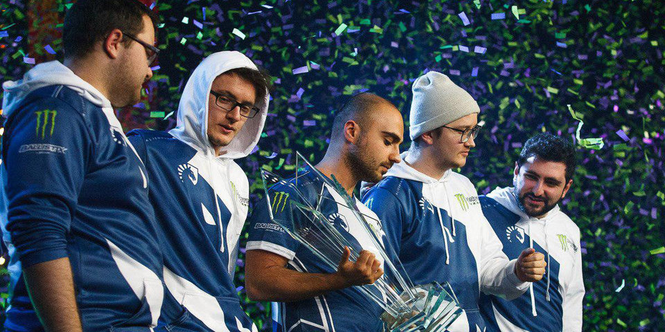 Московский турнир по Dota 2 стал самым популярным киберспортивным событием декабря