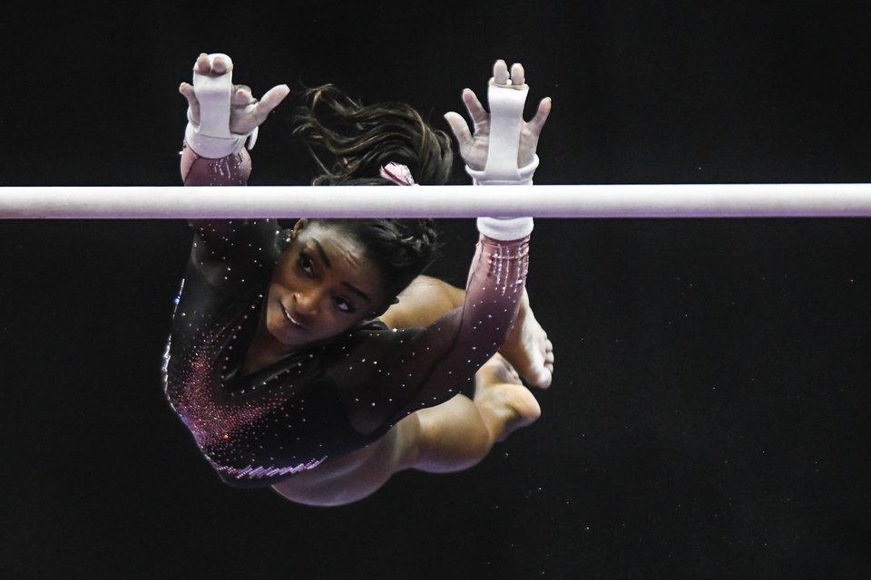 Мельникова объяснила снятие Байлз с Олимпиады