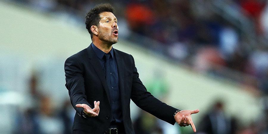 «Атлетико» отреагировал на заявление арбитра, что «Реал» забил им в финале Лиги чемпионов из офсайда