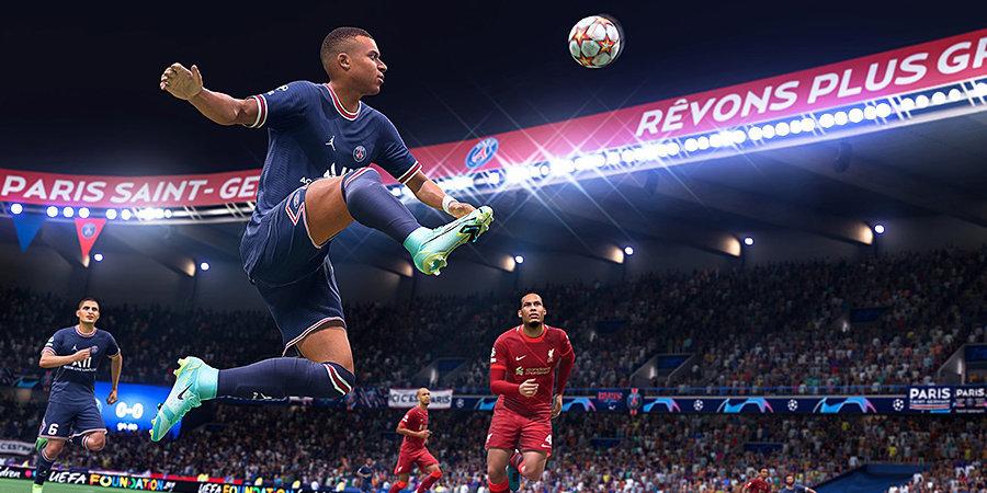 Состоялся релиз FIFA 22. В трейлере снялись Бекхэм и Мбаппе
